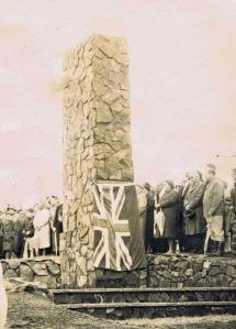 Gudex Memorial Maungakawa NZ